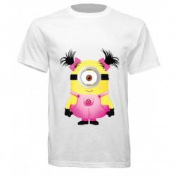 Minion Gril T-Shirt