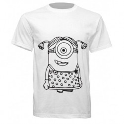 Minion Gril (Set2) T-Shirt