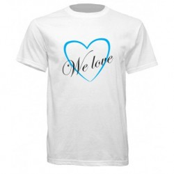 We Love... T-Shirt