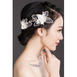Korean Bridal handmade butterfly shaped hair clip