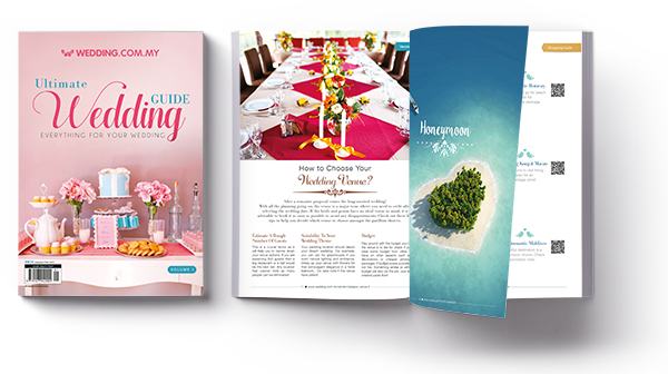 Ultimate Wedding Guide Book