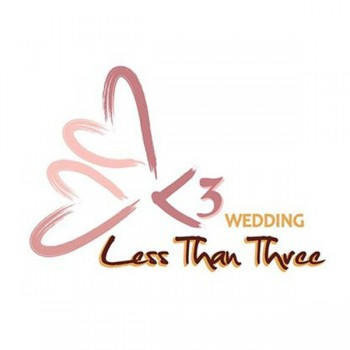 Less Than Three  Wedding